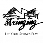 AM Stringing Logo