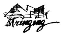 AM Stringing Logo