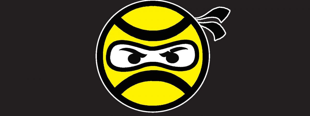 Tennis Ninja TV Logo