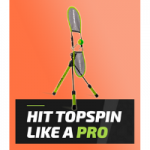 TopspinPro — Innovative Groundstroke Tennis Training Aids