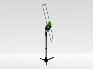 TopspinPro — Innovative Groundstroke Tennis Training Aids - Early model
