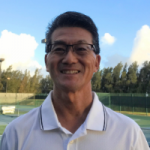 Albert Murata AM Stringing Oahu Tennis Services Owner