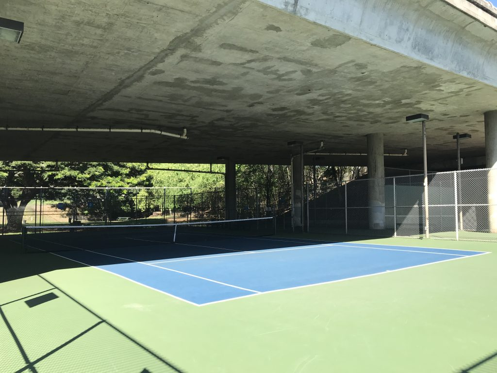 Moanaloa Hawaii Tennis Courts Mystery Court of the Month