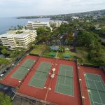Tennis Facilities at the Royal Kona Resort - Director of Tennis, Albert Murata