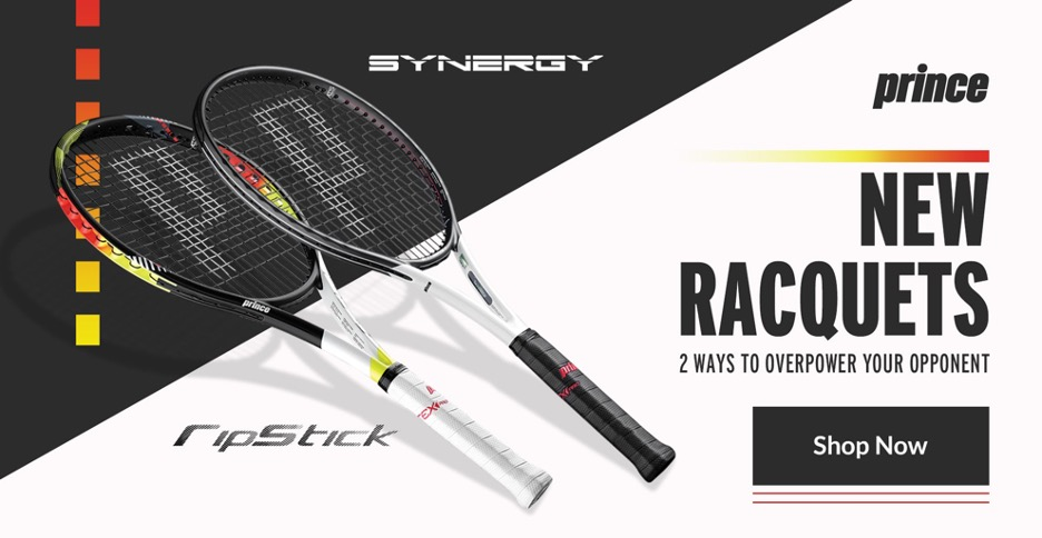 Prince Synergy Ripstick Tennis Racquets