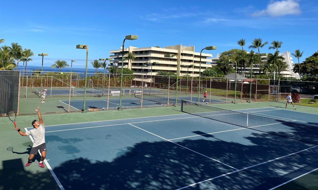 Royal Kona Resort Tennis Club - June 11-13, 2021 - Kamehameha Day Adult & Junior Tournament