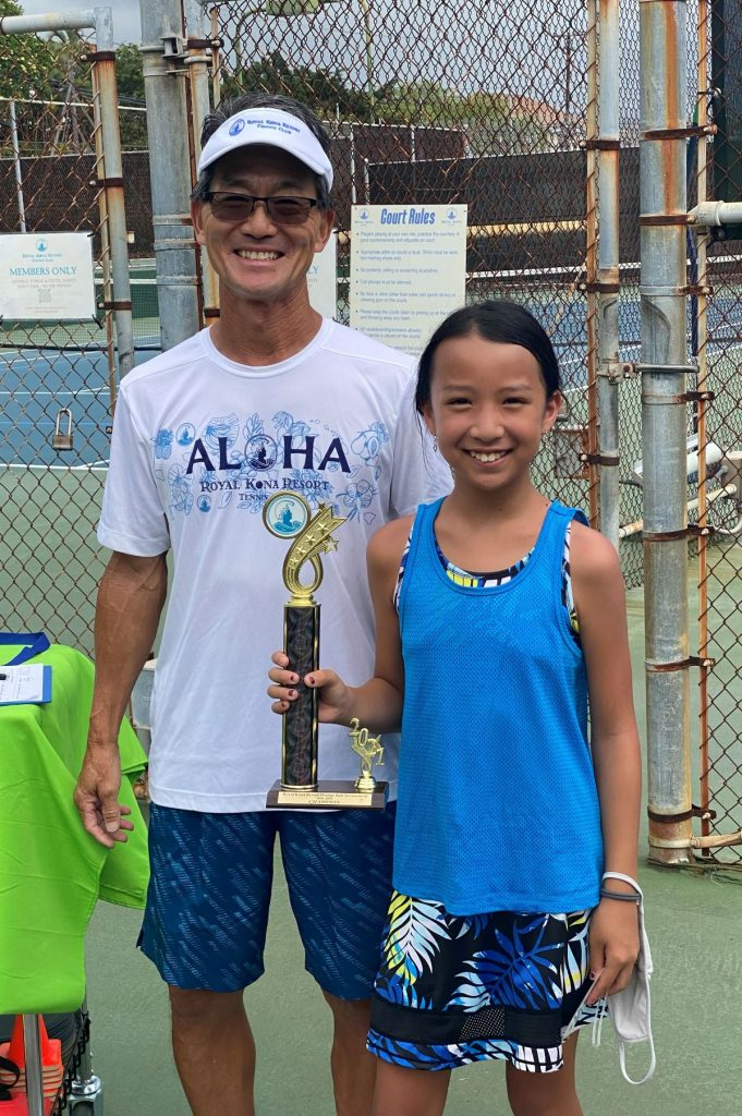 Royal Kona Resort Tennis Club - July 10, 2021 – Summer Orange Ball Tournament