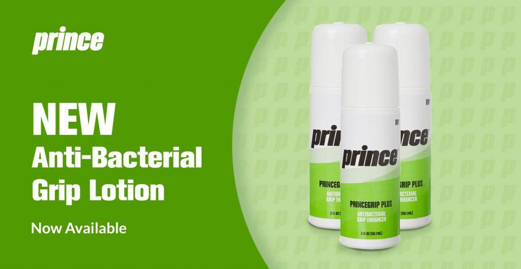 PrinceGrip Plus Antibacterial Lotion
