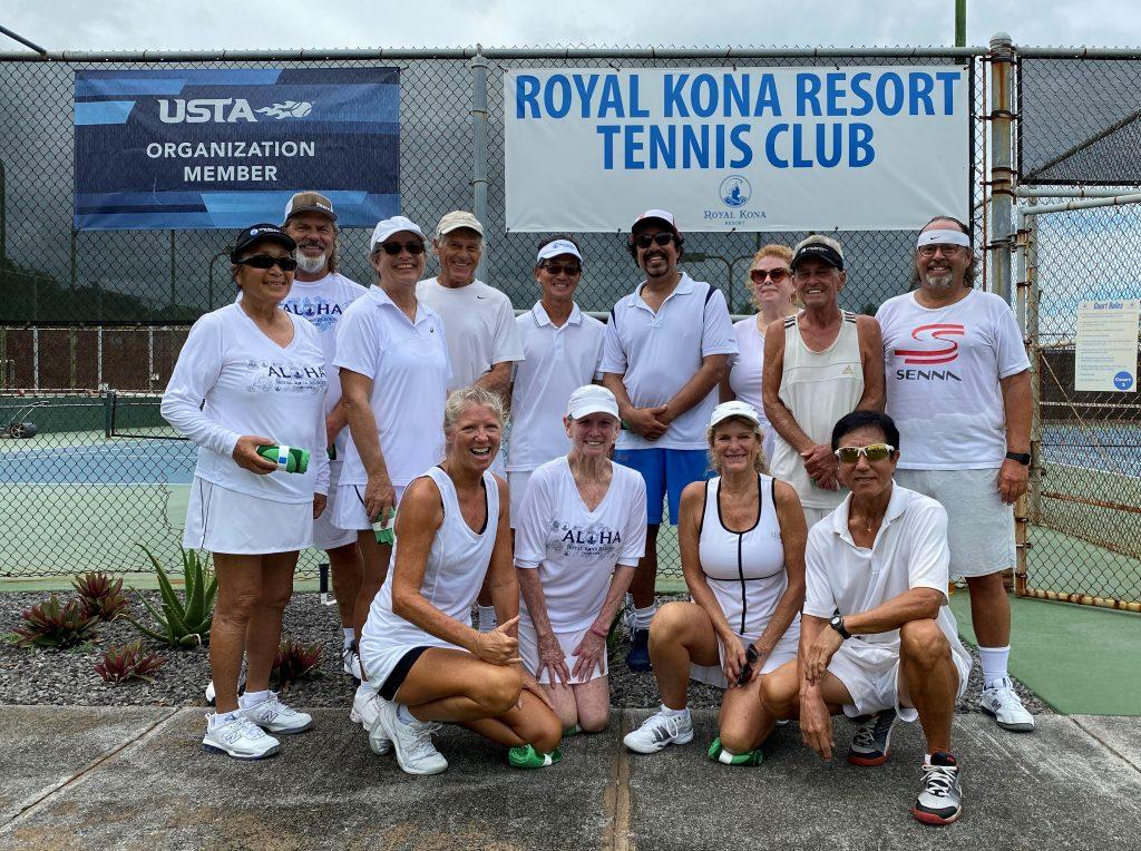 Royal Kona Resort Tennis Club - July 11 – 1st, 2021 Annual Breakfast at Wimbledon - The Group